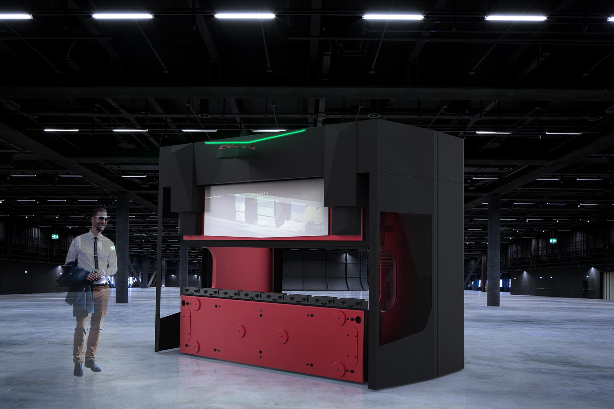 CNC Biegemaschine Schiavi Macchine